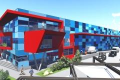 Административна сграда и склад