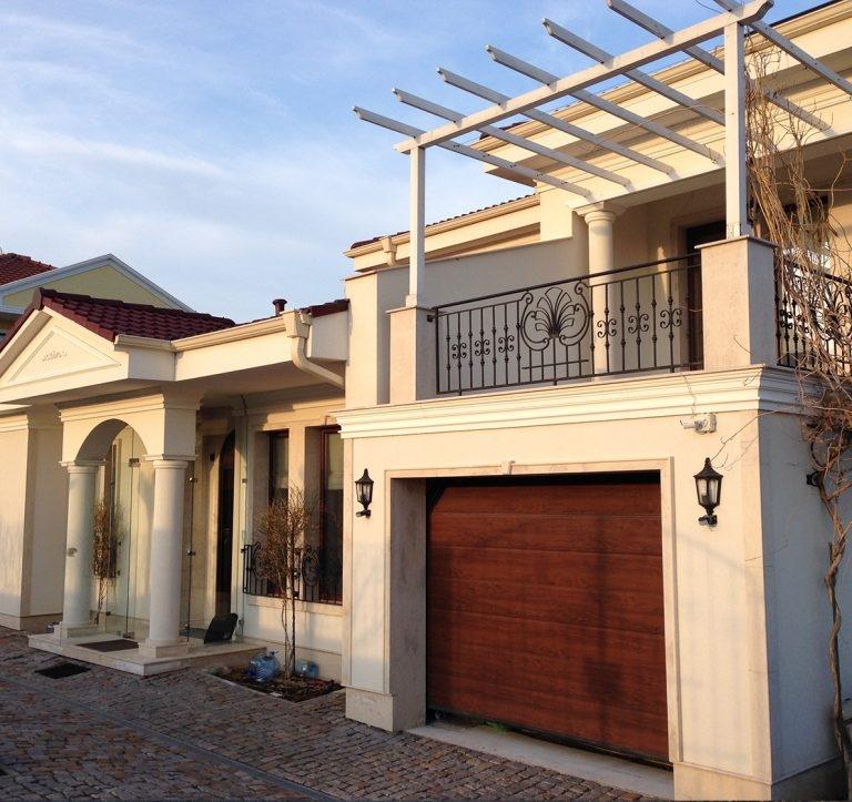 Еднофамилна жилищна сграда в гр. Бургас 2