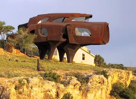 Стоманената-къща-в-Любок-Тексас-САЩ