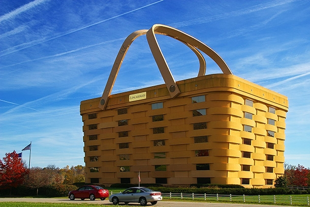 The-Basket-Building-Охайо-САЩ