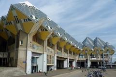 Кубически-къщи-Ротердам-Холандия