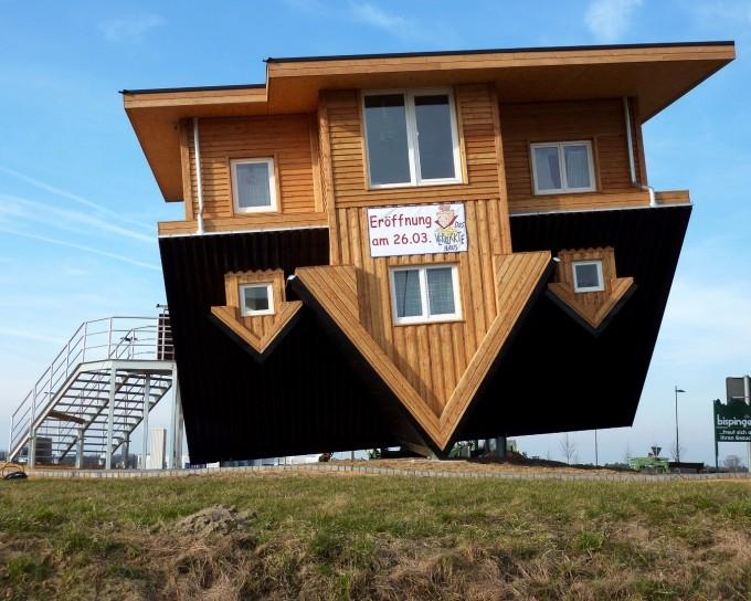 he-Upside-Down-House-Германия