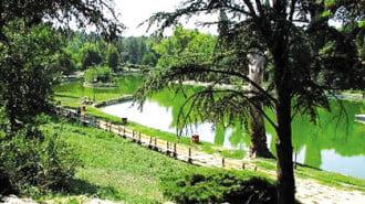 "Ремонтират за 5 млн. лв парк ""Св. Георги"" в Добрич"