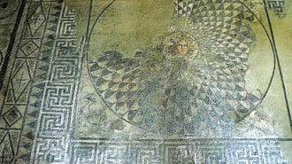 Музеят на мозайките в Девня съперничи на експозицията в Истанбул