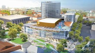 """Започва строежът на мол """"Grand Galeria"""" в Бургас"""