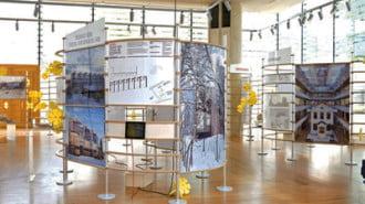 Изложба представя архитектурата на Норвегия