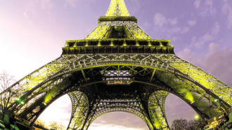 Непознатата Айфелова кула