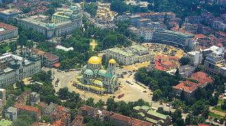 Авангардни идеи се борят за новата визия на центъра на София