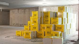 Иновативни материали за изграждането на Мега мол Люлин