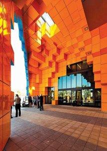 Залата е сред най-големите туристически атракции на Порт Хедлънд