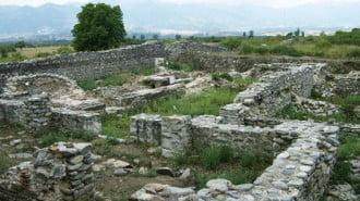 """""""Възраждат"""" късноантичния град Никополис ад Нестум в община Гърмен"""