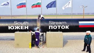 """Договорите за """"Южен поток"""" нарушават законите на ЕС, считат от комисията в Брюксел"""