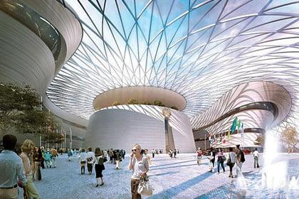 EXPO 2017 посреща архитектурна революция в световен мащаб