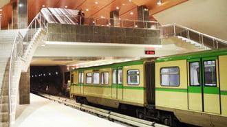 Търговете за строителство на трета метролиния - през януари