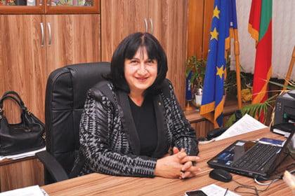 Димитранка Каменова, кмет на Берковица