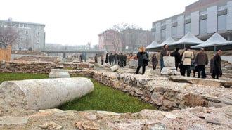 Античен римски град привлича туристи в Стара Загора