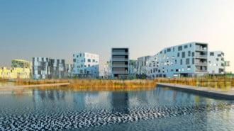 БГ архитекти отличени за модерен градоустройствен проект
