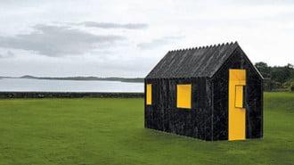 Къщите на бъдещето- от картон