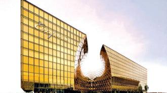 Архитектът Герт Вингорд е създал уникален комплекс