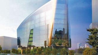 "Комплексът ""Singapore Headquarters"" се издига на 8 етажа"