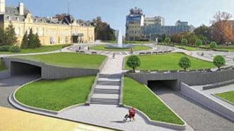 Проектите спечелили конкурса за нова визия на центъра на София - на поправителен