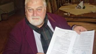 Арх. Веселин Василев, зам. председател на Съюза на ландшафтните архитекти в България