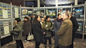 Архитектурна изложба показва  постиженията на бранша за последните 4 години