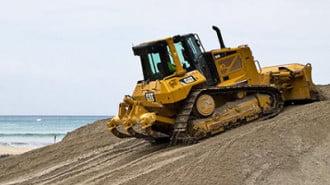 Екоминистърът гони багерите от несебърските дюни