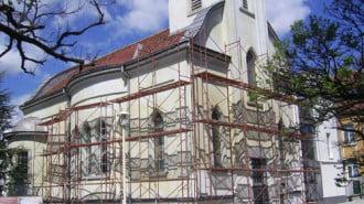 Наши църкви се обновяват с пари от Европа