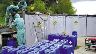 Мащабен проект решава проблема с опасните отпадъци у нас