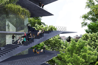 """""""Груб екзоскелет"""" ще е новата визия на мексиканската галерия за индустриален дизайн"""