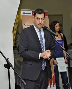 Сред официалните гости бе кметът на Пловдив Иван Тотев