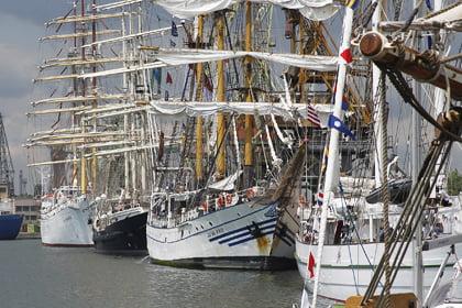 Зрелищно корабно шоу ще се проведе в морската ни столица