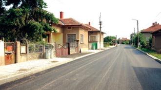 Приключи рехабилитацията на две пътни отсечки към Дунав мост 2