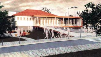 Старата баня в Приморско се превръща в музей