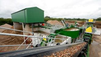 Необходими са 28 съоръжения за преработката на строителни отпадъци