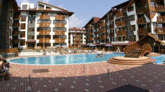Апартаменти в СПА курортите стават все по-атрактивни за купувачите