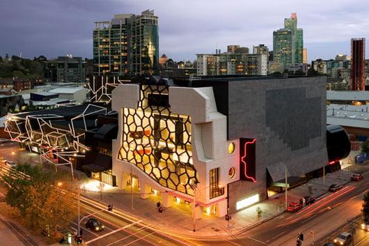 Концертната зала в Мелбърн, Австралия