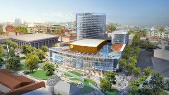 Бургаските архитекти скочиха срещу строежа на мол в центъра