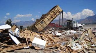 Рециклирането на строителните отпадъци буксува