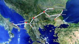 Започна изграждането на жп отсечка от Европейски  коридор №8