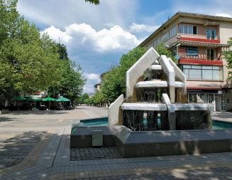 Четири архитектурни проекта за центъра на Вършец