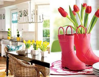 Да поканим пролетта у дома