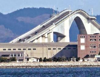Ешима Охаши – мостът на ужасите