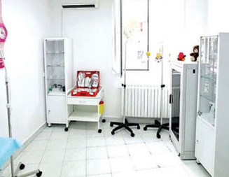 Спешната помощ в Дупница с обновена стая за прием на деца