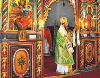 """Храмът """"Света Троица"""" – гордост и емблема на Банско"""