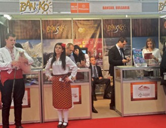 Банско привлича туристи на изложения в Солун и Букурещ