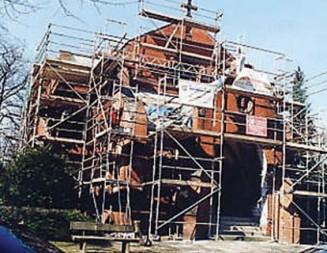 Ремонтират българската църква в Берлин