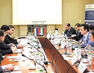 Разширяваме сътрудничеството с Русия в областта на строителството