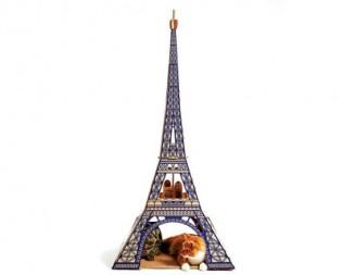 Айфеловата кула стана дом за домашни любимци